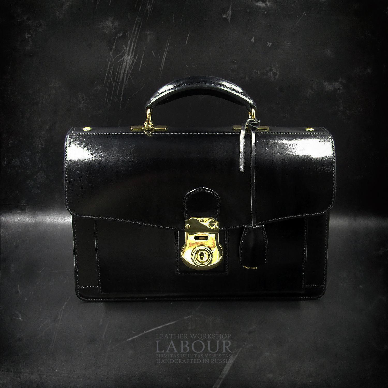 Man-bag XL, mod 1, Classic Bag, Sevsk,  Фото №1