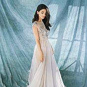 Платья ручной работы. Ярмарка Мастеров - ручная работа Будуарное платье Дженна. Handmade.