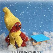 Куклы и игрушки ручной работы. Ярмарка Мастеров - ручная работа мишка Ванечка. Handmade.