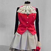 "Одежда handmade. Livemaster - original item Draculaura ""Monster High"". Animator-actor suit. Handmade."