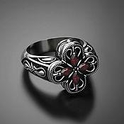 Украшения handmade. Livemaster - original item Rings:Flora Marquis. Handmade.