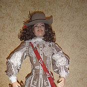 """Куклы и игрушки ручной работы. Ярмарка Мастеров - ручная работа Кукла """" Дуэль и только дуэль"""". Handmade."""