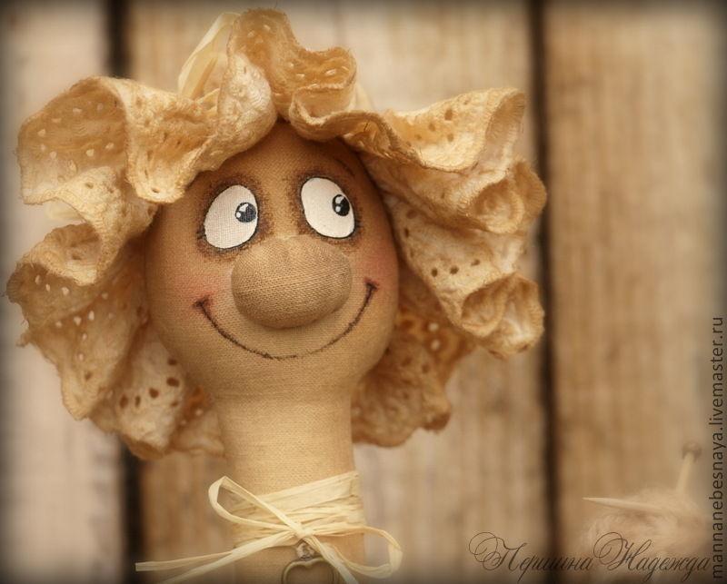 Моя добрая бабушка. Улиточка. Ароматизированная Кофейная Игрушка – заказать на Ярмарке Мастеров – 1XID3RU   Куклы и пупсы, Выборг