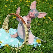"""Куклы и игрушки ручной работы. Ярмарка Мастеров - ручная работа Реборн Сфинкс,""""Пикачу"""". Handmade."""