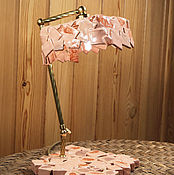 Для дома и интерьера handmade. Livemaster - original item Table lamp Sherbet. Handmade.