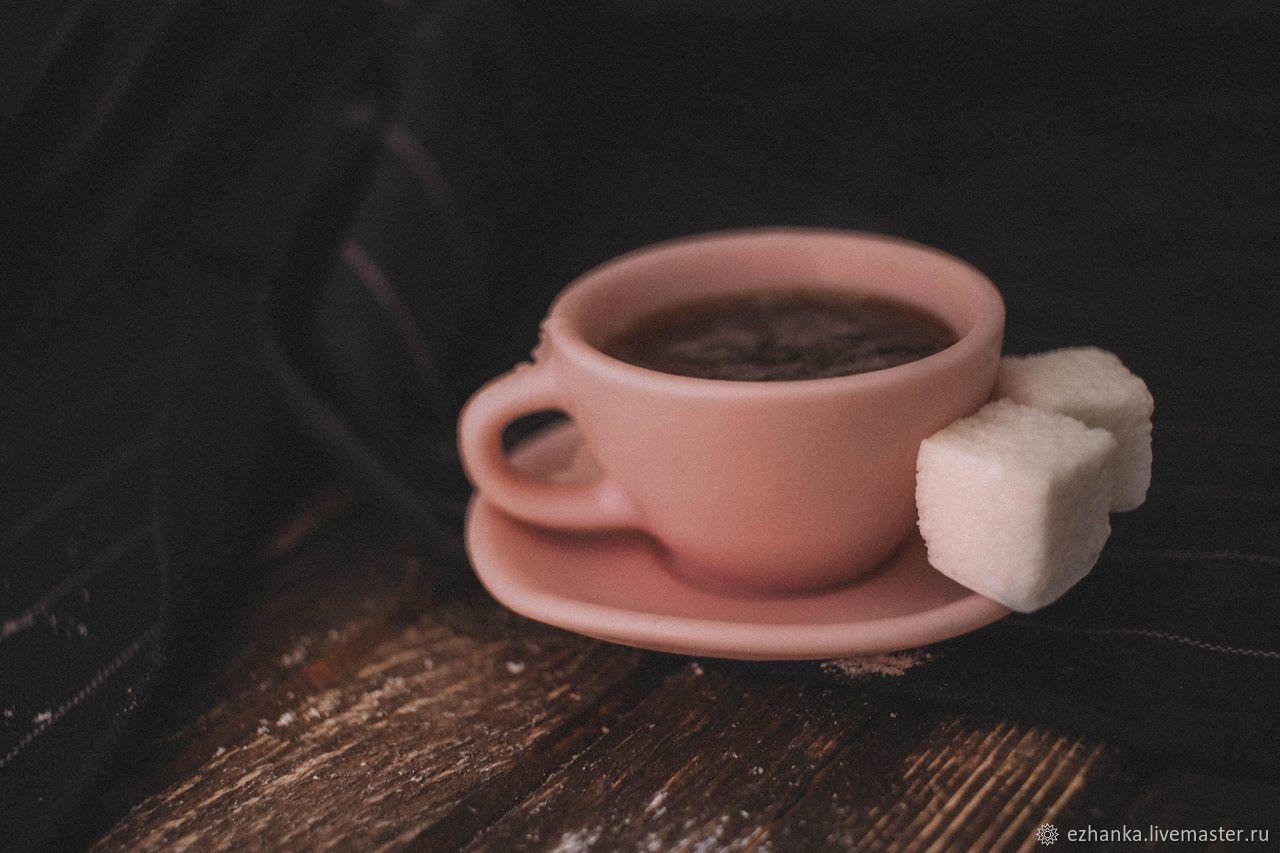 Чашечка кофе малая, Мыло, Санкт-Петербург,  Фото №1