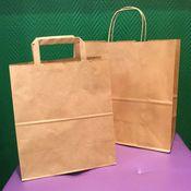 Материалы для творчества ручной работы. Ярмарка Мастеров - ручная работа Бумажные пакеты крафт коричневые. Handmade.