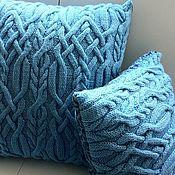 Для дома и интерьера ручной работы. Ярмарка Мастеров - ручная работа Подушки для голубых мечт. Handmade.
