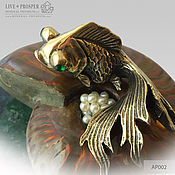 Для дома и интерьера handmade. Livemaster - original item АР002_ Bronze