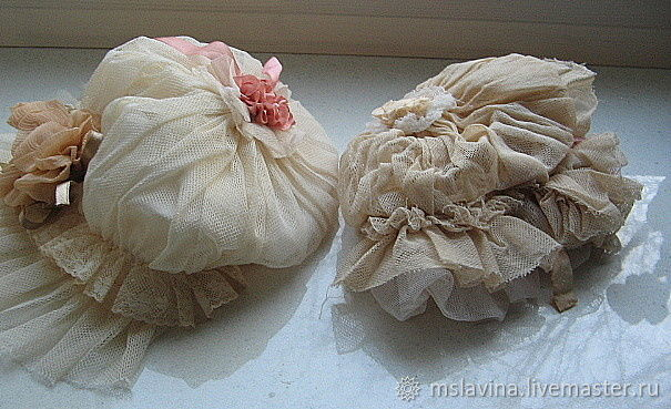 Custom hats for vintage and antique dolls, Clothes for dolls, Moscow,  Фото №1