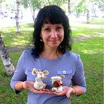 Таша Рыскина-Ларионова - Ярмарка Мастеров - ручная работа, handmade