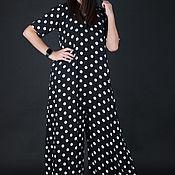 handmade. Livemaster - original item Summer jumpsuit, Female, bright jumpsuit - JP0362CV. Handmade.