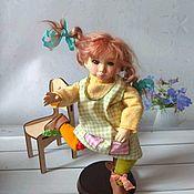 Куклы и пупсы ручной работы. Ярмарка Мастеров - ручная работа Куколка из La Doll. Handmade.