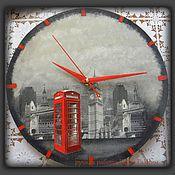 """Для дома и интерьера ручной работы. Ярмарка Мастеров - ручная работа """"Небо Лондона"""". Handmade."""