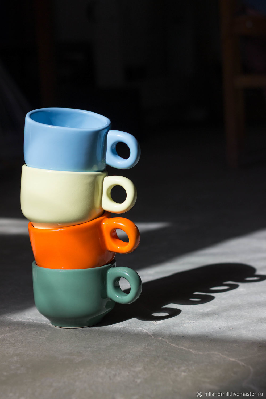 Керамическая чашка hill&mill, Кружки и чашки, Вязники,  Фото №1