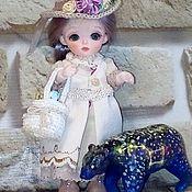 Куклы и игрушки handmade. Livemaster - original item Jointed doll: Tenderness. Handmade.