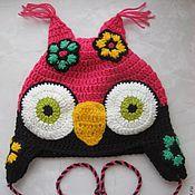 Работы для детей, ручной работы. Ярмарка Мастеров - ручная работа Совушка-сова. Handmade.