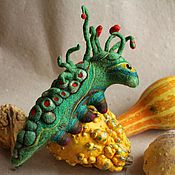 Куклы и игрушки ручной работы. Ярмарка Мастеров - ручная работа Ягодник. Handmade.