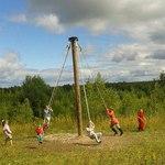 Живая деревня - Ярмарка Мастеров - ручная работа, handmade