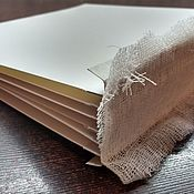 Материалы для творчества ручной работы. Ярмарка Мастеров - ручная работа Заготовка для фотоальбома. Handmade.