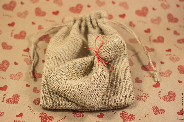 Как сшить мешочек с завязками своими руками