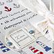Книга пожеланий Морская. На обложке книги пожеланий металлическая рамка, в которой могут быть написаны ваши имена или инициалы.
