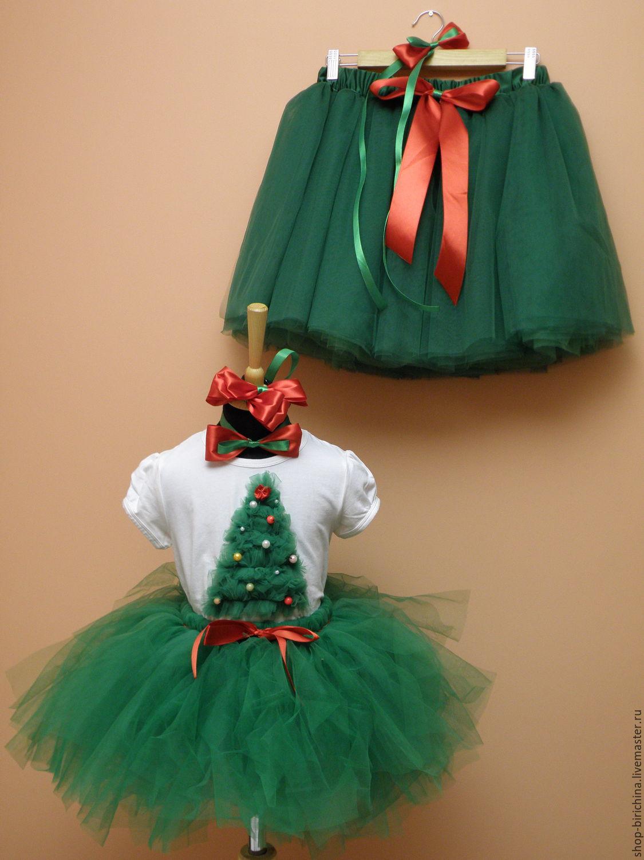 Карнавальные костюмы елочка