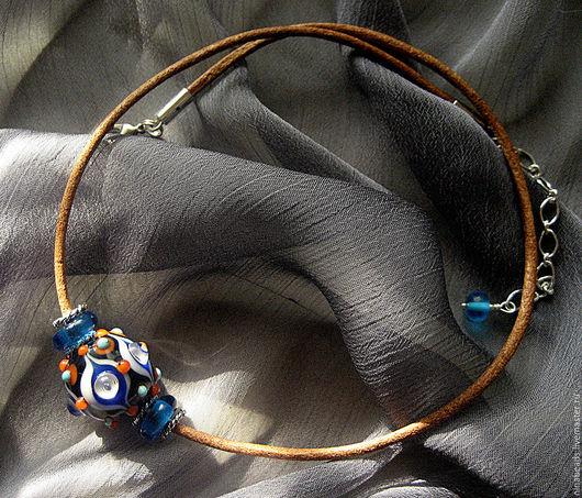 Колье, бусы ручной работы. Ярмарка Мастеров - ручная работа. Купить Маленькие ожерелья.. Handmade. Разноцветный, подарок женщине