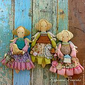 Куклы и игрушки ручной работы. Ярмарка Мастеров - ручная работа Май. Три желания. Handmade.