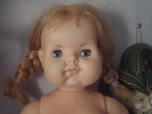 Винтажные куклы и игрушки. Ярмарка Мастеров - ручная работа. Купить Винтажная кукла Wilkin от Vogue 1963г. Handmade. Ярко-красный