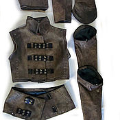 Субкультуры handmade. Livemaster - original item Cloak Cosplay. Handmade.