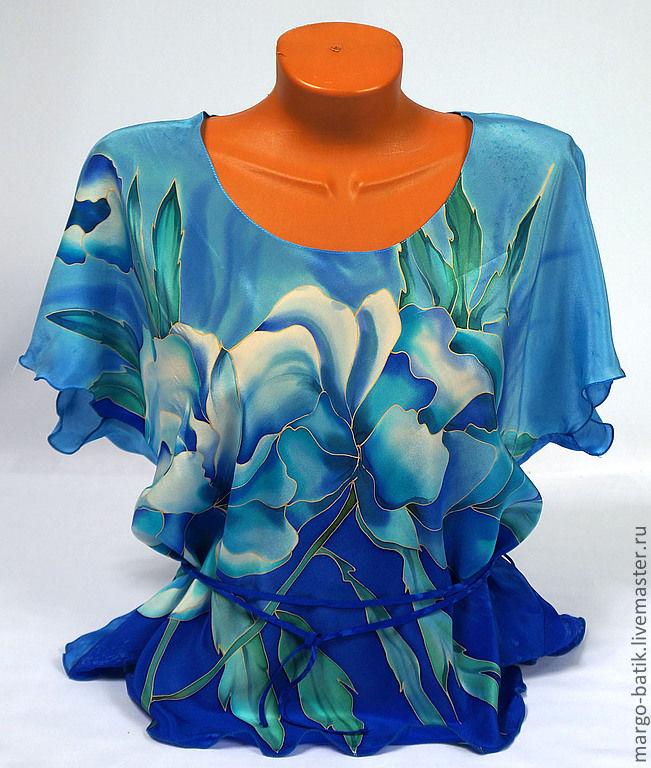 Блузка Атласная Купить Интернет Магазин