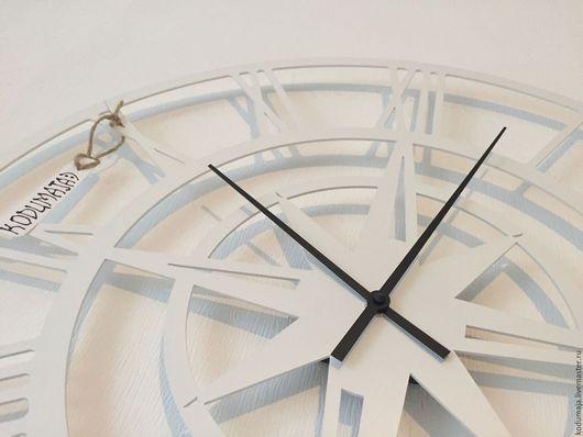 """Часы для дома ручной работы. Ярмарка Мастеров - ручная работа. Купить Часы 55см """"Taht"""". Handmade. Часы, подарок, декоратор"""