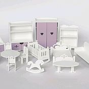 Куклы и игрушки handmade. Livemaster - original item Furniture for Dollhouse. Doll furniture. Furniture for dolls. Handmade.