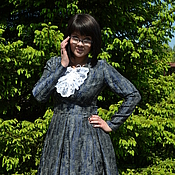 Одежда ручной работы. Ярмарка Мастеров - ручная работа Платье Элегант. Handmade.
