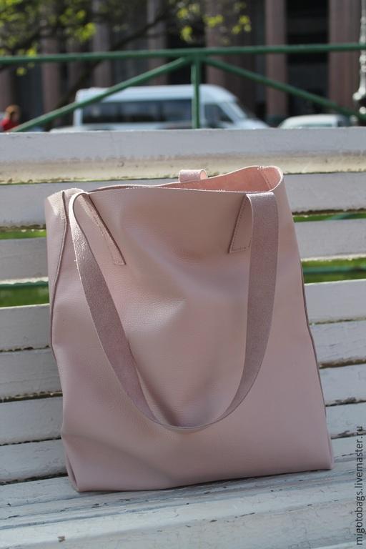 Leather bag womens, Classic Bag, St. Petersburg,  Фото №1