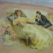 Для дома и интерьера ручной работы. Ярмарка Мастеров - ручная работа Романтическое свидание. Handmade.