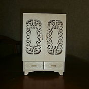 handmade. Livemaster - original item Doll cabinet with drawers 1540. Handmade.