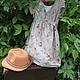 dress ' on vacation ! '. Dresses. 'Nezhnyj vozrast'. Online shopping on My Livemaster.  Фото №2