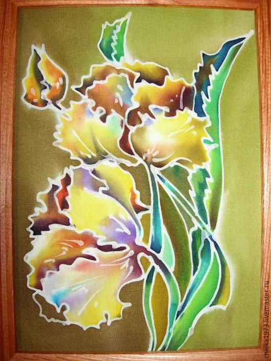 Картины цветов ручной работы. Ярмарка Мастеров - ручная работа. Купить маки. Handmade. Разноцветный, цветы