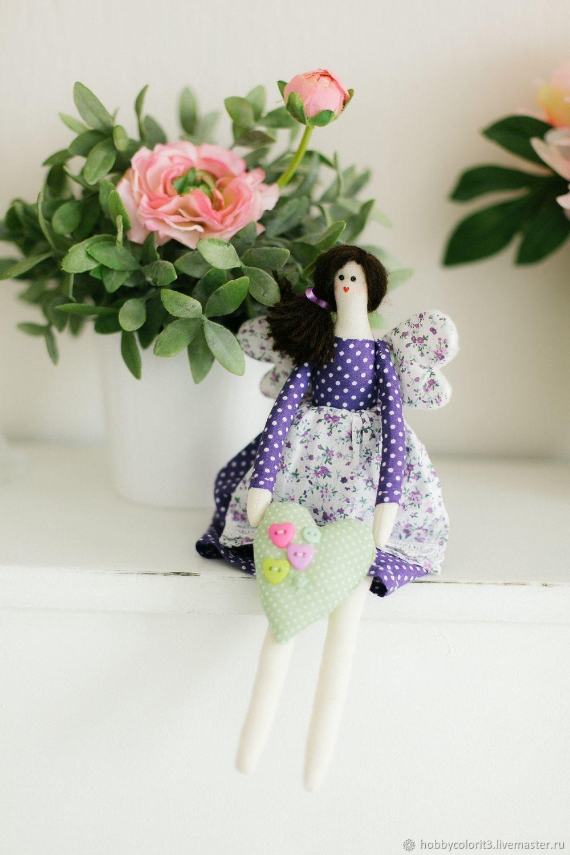 Набор для шитья, Текстильная игрушка «Молли» Арт. 010, Тильды, Москва, Фото №1