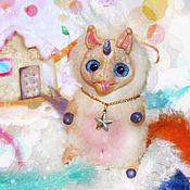 Куклы и игрушки ручной работы. Ярмарка Мастеров - ручная работа Единорожка. Handmade.