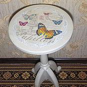 Для дома и интерьера ручной работы. Ярмарка Мастеров - ручная работа Декор мебели. Handmade.