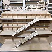Бизиборды ручной работы. Ярмарка Мастеров - ручная работа Гараж для машинок. Handmade.