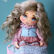 Куклы и игрушки handmade. Livemaster - original item Textile doll. Author`s collection doll. Handmade.
