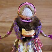 Куклы и игрушки ручной работы. Ярмарка Мастеров - ручная работа Масленица-Ясочка. Handmade.