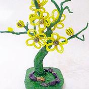 Цветы и флористика ручной работы. Ярмарка Мастеров - ручная работа Змеевик дерево ваш Оберег и Талисман. Handmade.