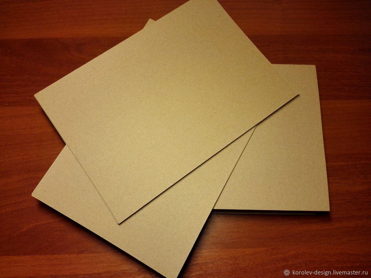 это плотная бумага а4 для открыток делают единицы