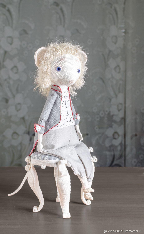 Мышонок, Мягкие игрушки, Невинномысск,  Фото №1