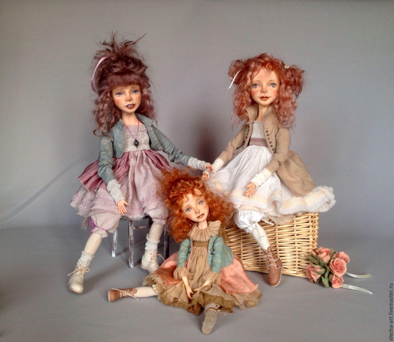 домашнее животное авторские куклы из полимерной глины фото этого вам